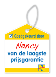 Famous en Neckermann presenteren 'Nancy'