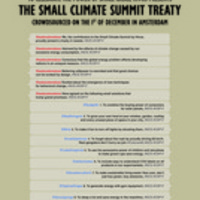 The Climate Treaty